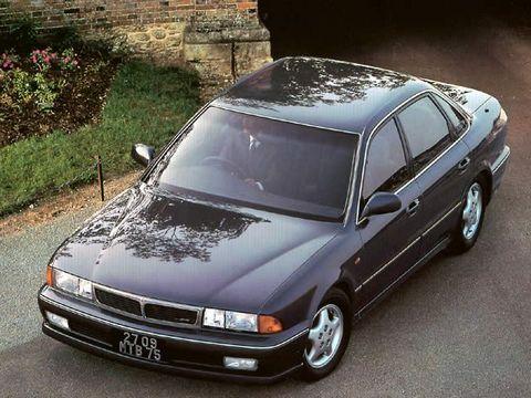 Отзывы о Mitsubishi Sigma (Мицубиси Сигма)
