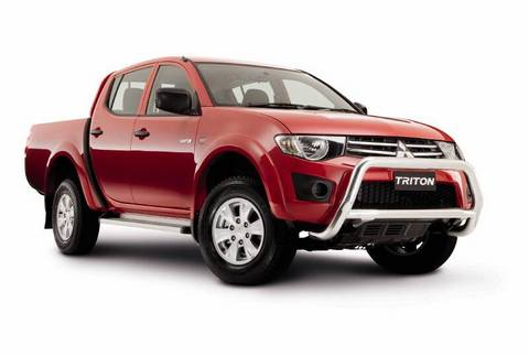 Отзывы о Mitsubishi Triton (Мицубиси Тритон)
