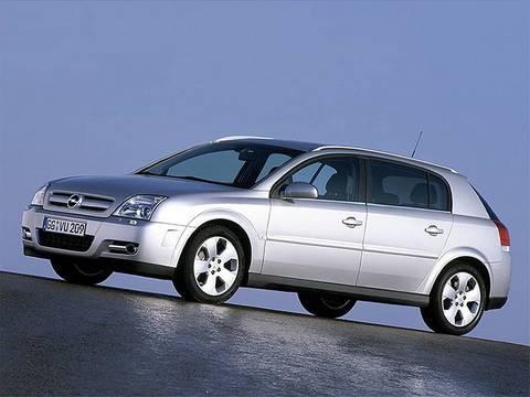Отзывы о Opel Signum (Опель Сигнум)