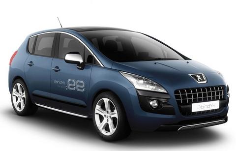 Отзывы о Peugeot 3008 (Пежо 3008)