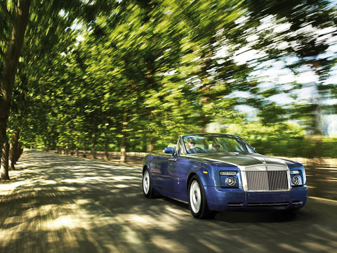 Отзывы о Rolls-Royce Phantom Drophead Coupe (Ролс-Ройс Фантом Дропхед Купе)