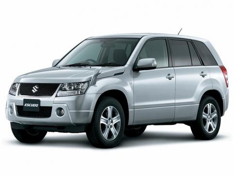 Отзывы о Suzuki Escudo (Сузуки Эскудо)