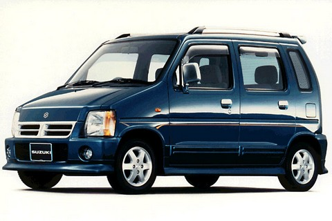 Отзывы о Suzuki Wagon R Plus (Сузуки Вэгон Р Плюс)