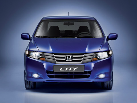 Отзывы о Honda City (Хонда Сити)