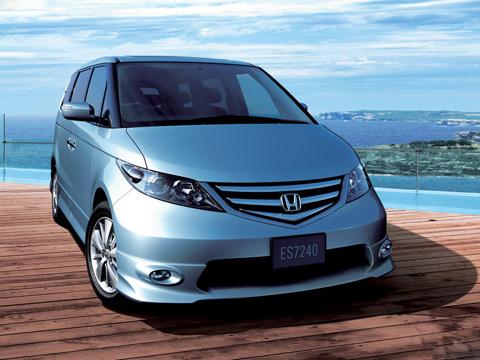 Отзывы о Honda Elysion (Хонда Элисион)