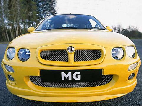 Отзывы о MG ZR (МГ ЗР)