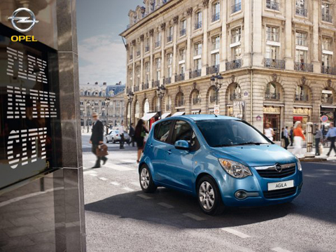 Отзывы о Opel Agila (Опель Агила)