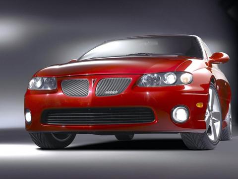 Отзывы о Pontiac GTO (Понтиак ГТО)