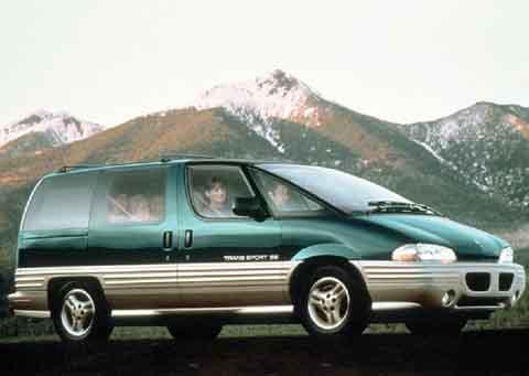 Отзывы о Pontiac Trans Sport (Понтиак Транс Спорт)