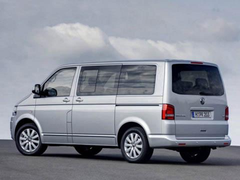 Volkswagen multivan от 2002 года
