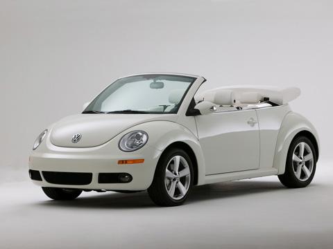 Отзывы о Volkswagen New Beetle (Фольксваген Нью Битл)
