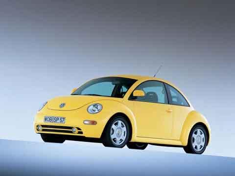 Volkswagen new beetle 1999 технические характеристики