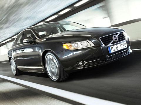 Технические характеристики Volvo S80 / Вольво С80 ...