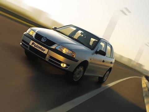 Отзывы о Volkswagen Pointer (Фольксваген Пойнтер)