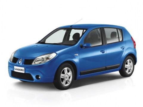 Отзывы о Renault Sandero (Рено Сандеро)
