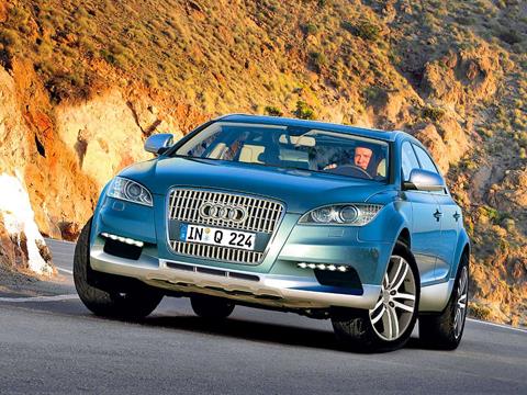Отзывы о Audi Q6 (Ауди Ку6)