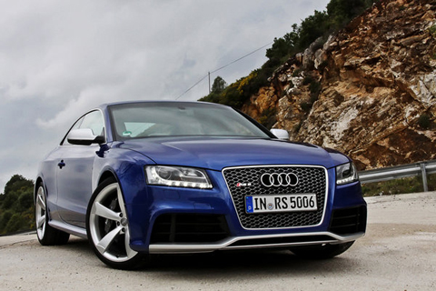 Отзывы о Audi RS5 (Ауди РС5)