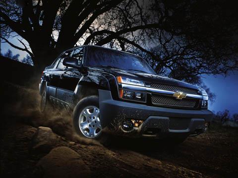 Отзывы об Chevrolet Avalanche (Шевроле Аваланш)