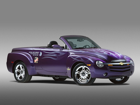 Отзывы о Chevrolet SSR (Шевроле ССР)
