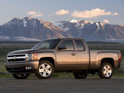 Отзывы о Chevrolet Silverado (Шевроле Сильверадо)