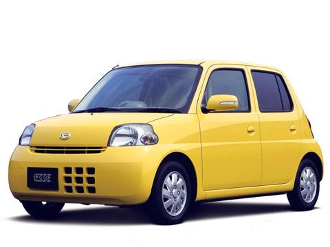 Отзывы о Daihatsu Esse (Дайхатсу Эссе)