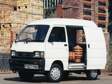 Отзывы о Daihatsu Hijet (Дайхатсу Хайджет)