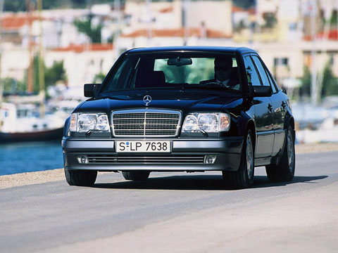 Отзывы о Mercedes 124 (Мерседес 124)