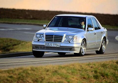 Mercedes 124 (Мерседес 124)