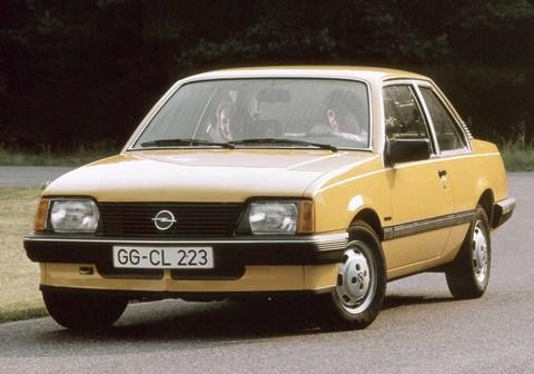 Отзывы об Opel Ascona (Опель Аскона)