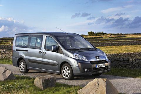 Отзывы о Peugeot Expert (Пежо Эксперт)