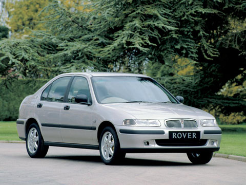 Отзывы о Rover 400 (Ровер 400)