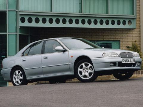 Отзывы о Rover 600 (Ровер 600)