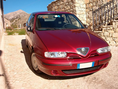 Отзывы об Alfa Romeo 146 (Альфа Ромео 146)