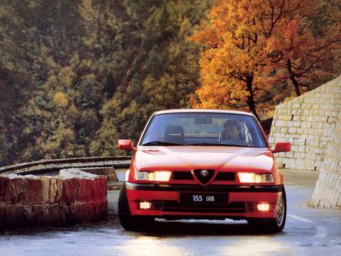 Отзывы об Alfa Romeo 155 (Альфа Ромео 155)