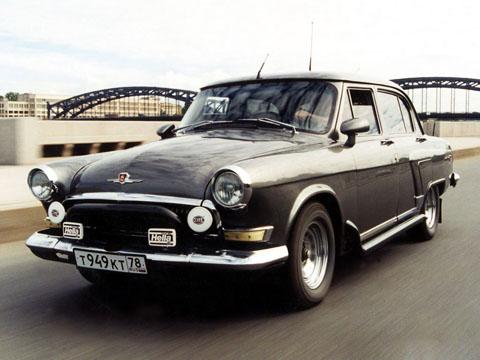Отзывы о ГАЗ 21 Волга