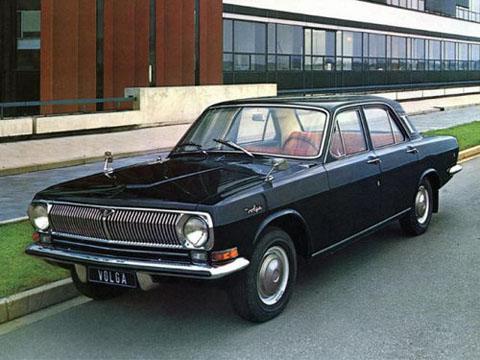 Отзывы о ГАЗ 24 (GAZ 24)