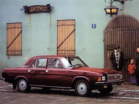 ГАЗ-3102 «Волга»: технические характеристики автомобиля