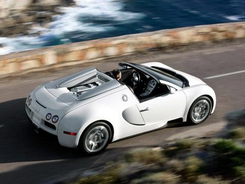 Отзывы о Bugatti Veyron (Бугатти Вейрон)