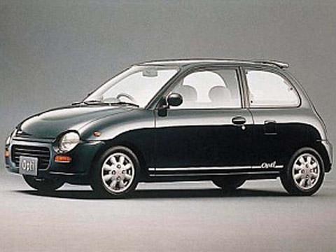 Отзывы о Daihatsu Opti (Дайхатсу Опти)