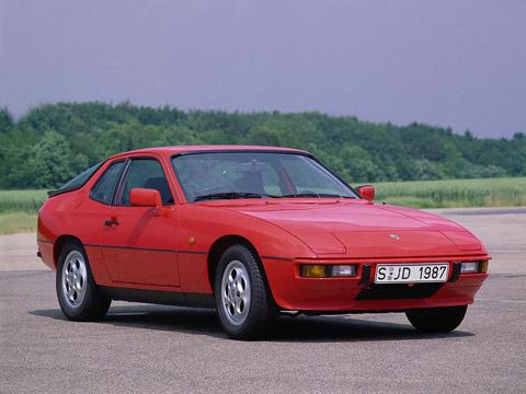 Отзывы о Porsche 924 (Порше 924)