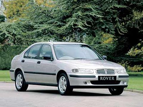 Отзывы о Rover 416 (Ровер 416)