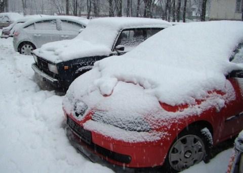 Как завести автомобиль в мороз (зимой)?