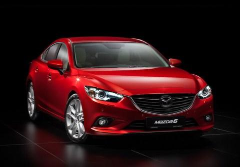 Отзывы о Mazda 6 2017 (Мазда 6 2017)