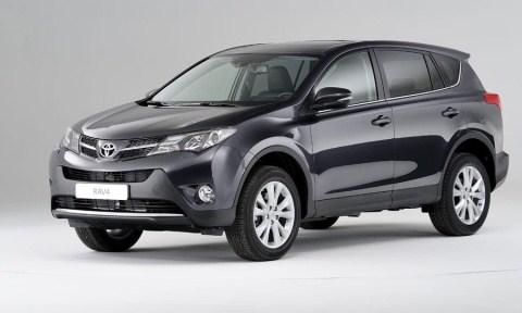 Отзывы о Toyota RAV4 2013 (Тойота РАВ4 2013)