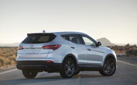 Hyundai Santa Fe 2013 (Хендай Санта Фе 2013)